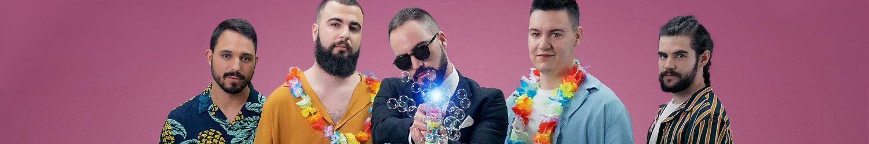 Mucho «Jaleo» en el nuevo videoclip de Lunáticos