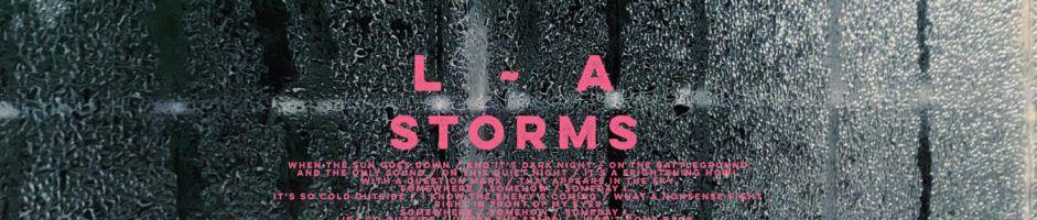 L.A. presenta 'Storms' como segundo adelanto de su nuevo disco