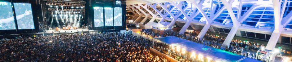 El Festival de Les Arts vuelve a casa en noviembre